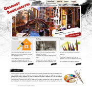 طراحی وب سایت شخصی مهدی عبدالحسینی