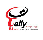 طراحی لوگو تجارت هوشمند تالی