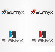 Surnyx طراحی لوگوی