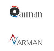 طراحی لوگو شرکت آرمان